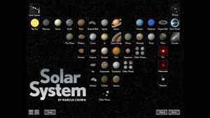 The much-raved-about Solar System for iPad is the first e-book to subsequently appear in print. Its publisher boasts it is 'the most magical e-book ever created,' and Tweetmeister Stephen Fry called it 'alone worth iPad.'