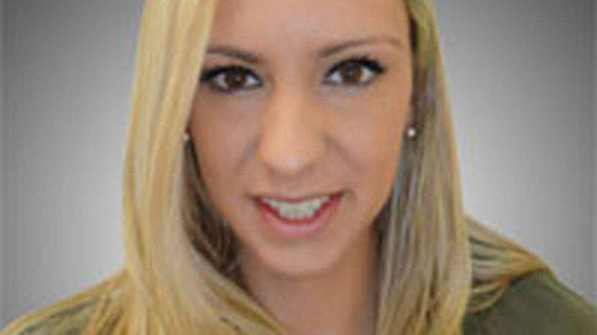 Quebec NDP MP Ruth Ellen Brosseau, who took a Vegas vacation during the election campaign, is shown in a handout photo.