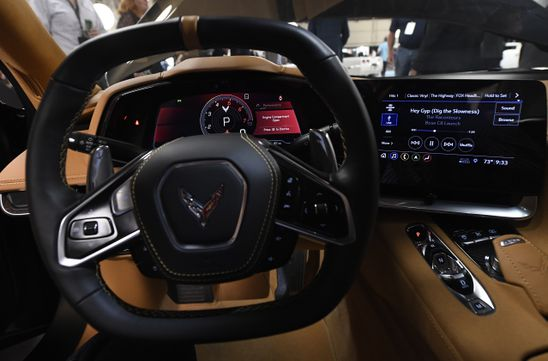 The upgrade gap: Why are car infotainment systems so hard to update?