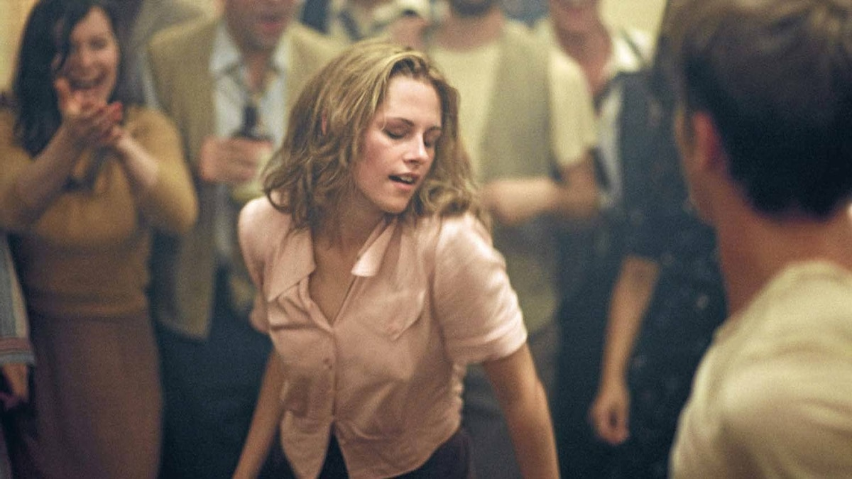 "Kirsten Stewart in a scene from ""On the Road"""