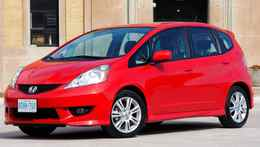 2009 Honda Fit Dan Proudfoot for The Globe and Mail