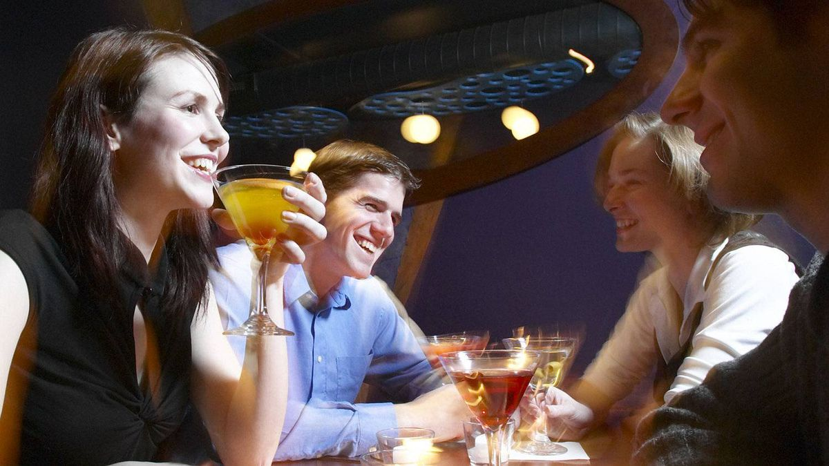 Double date. Stock photo.