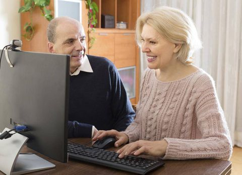 Technology helps seniors take control of their health