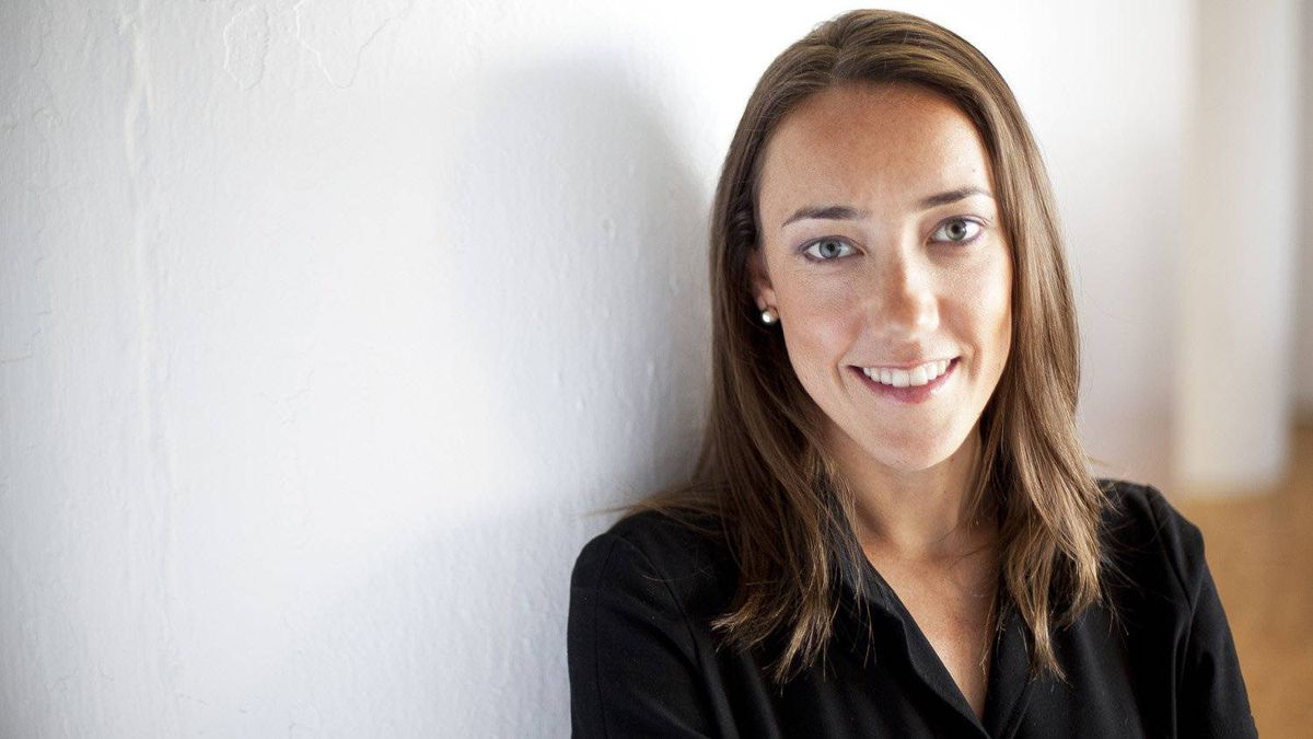 Alyssa Richard quit her job and started a company in her 20s.