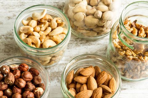 If you're looking for a healthy heart, go nuts!