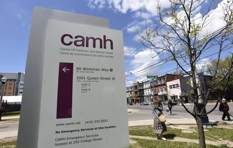 CAMH urges Ottawa to take high-dose opioids off the market
