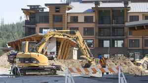 Construction under way in B.C.