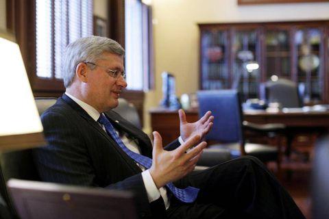 Transcript: Harper explains why he still wants to be prime minister