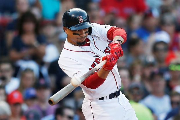 Dodgers Agree To Acquire Mookie Betts, David Price From Red Sox