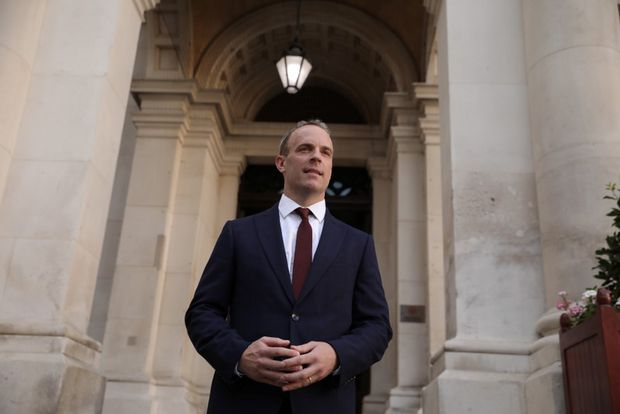 British ministers in U.S. to 'fast-track' post-Brexit trade deal