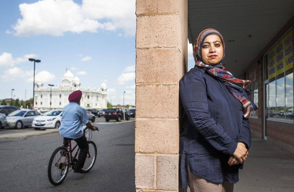 How Brampton A Town In Suburban Ontario Was Dubbed A Ghetto The Globe And Mail