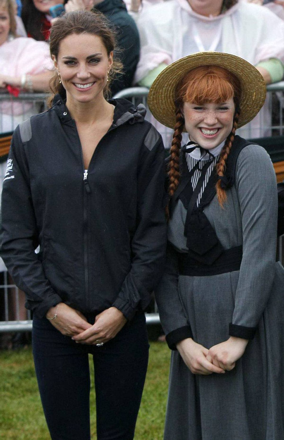 During their royal visit, Will and Kate got a full rundown of every Canadian cultural stereotype, starting with Anne of Green Gables.