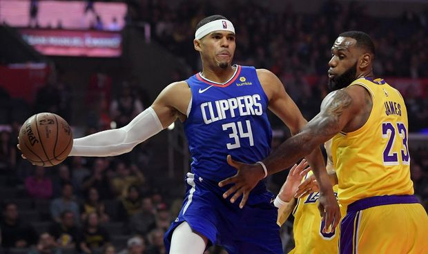 Tobias Harris traded to Philadelphia 76ers from Los Angeles Clippers