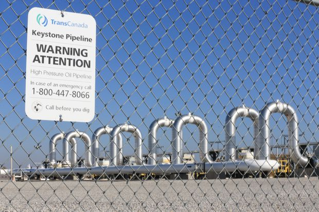 TC Energy to cut October volumes on Keystone oil pipeline after force majeure