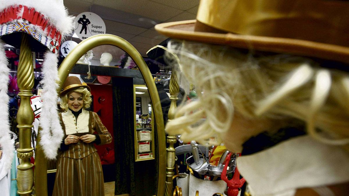 what to be this halloween? a costume consultant can tell you - the