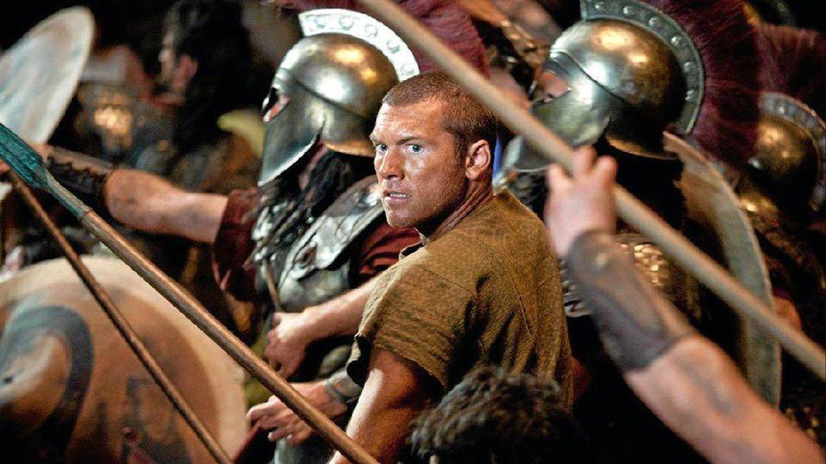 Sam Worthington stars as Perseus in Louis Leterrier fantasy Clash of the Titans.