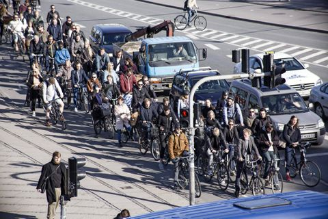 What bicycle-friendly Copenhagen can teach us about commuting