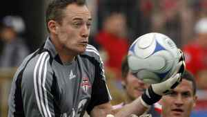 Goalkeeper Greg Sutton has returned to the Montreal Impact REUTERS/ Mike Cassese
