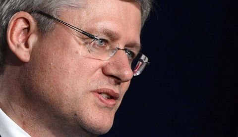 Provinces brought their deficits on themselves, not Ottawa, Harper says