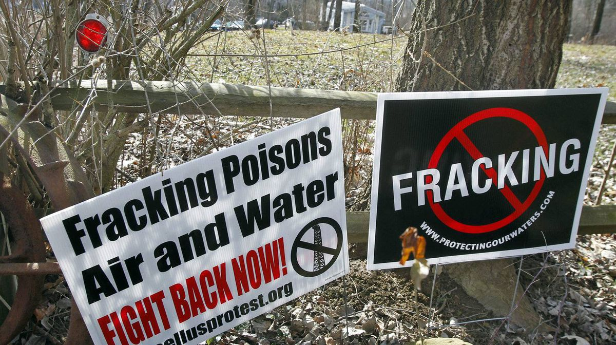 Fracking projects in Pennsylvania have spurred citizen protests. A new study from University of New Brunswick researchers says that if the industry in the province expands as it has in Pennsylvnia, could be about 1,000 shale-gas wells drilled every year in the province.
