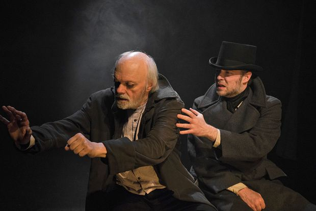 Review Theatre Smith Gilmour S Les Miserables Skips The Songs