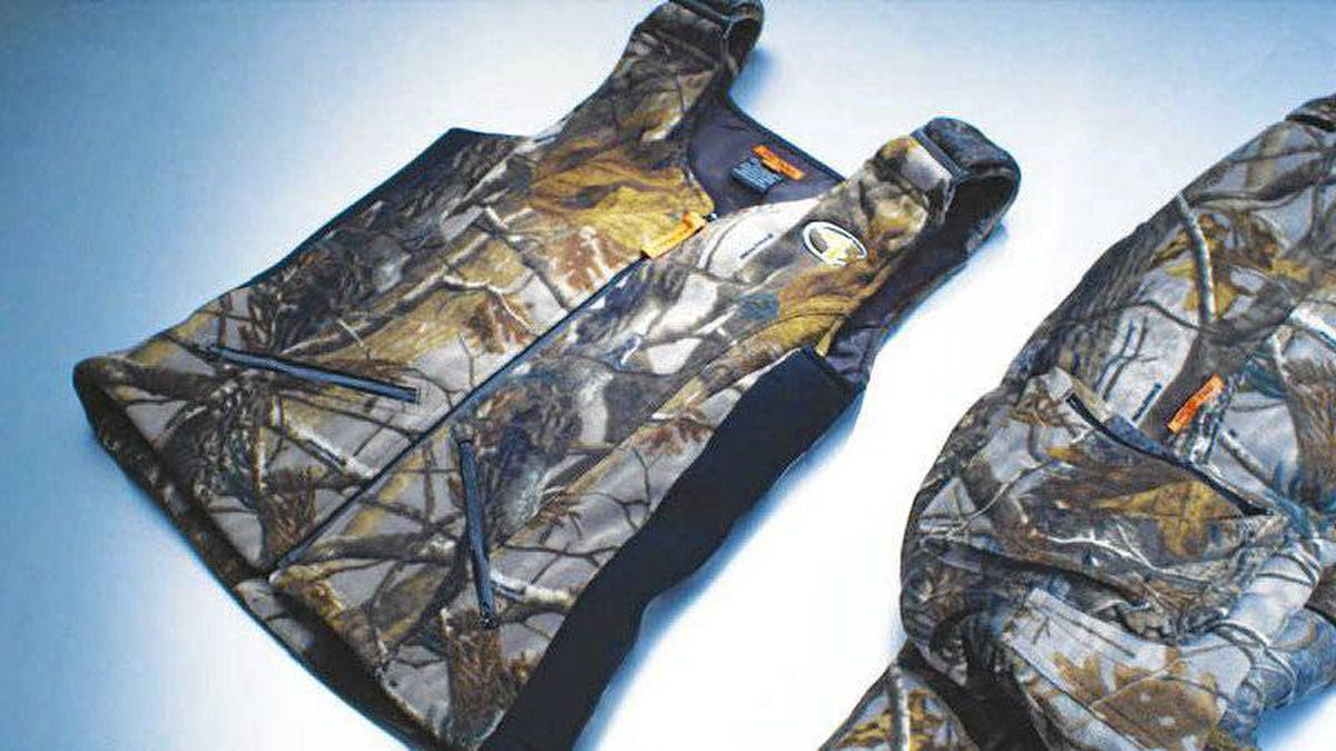 The C4 Thinsulate vest.