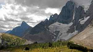 Subalpine trekking along the Rockwall offers some of the most dramatic views in the Canadian Rockies.