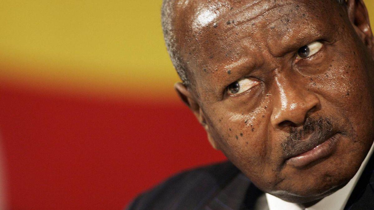 Ugandan President Yoweri Museveni. Reuters