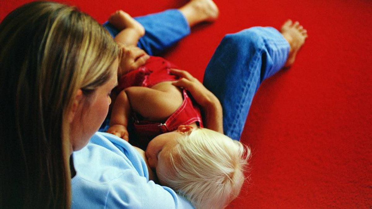Is breastfeeding a toddler something to be ashamed about?