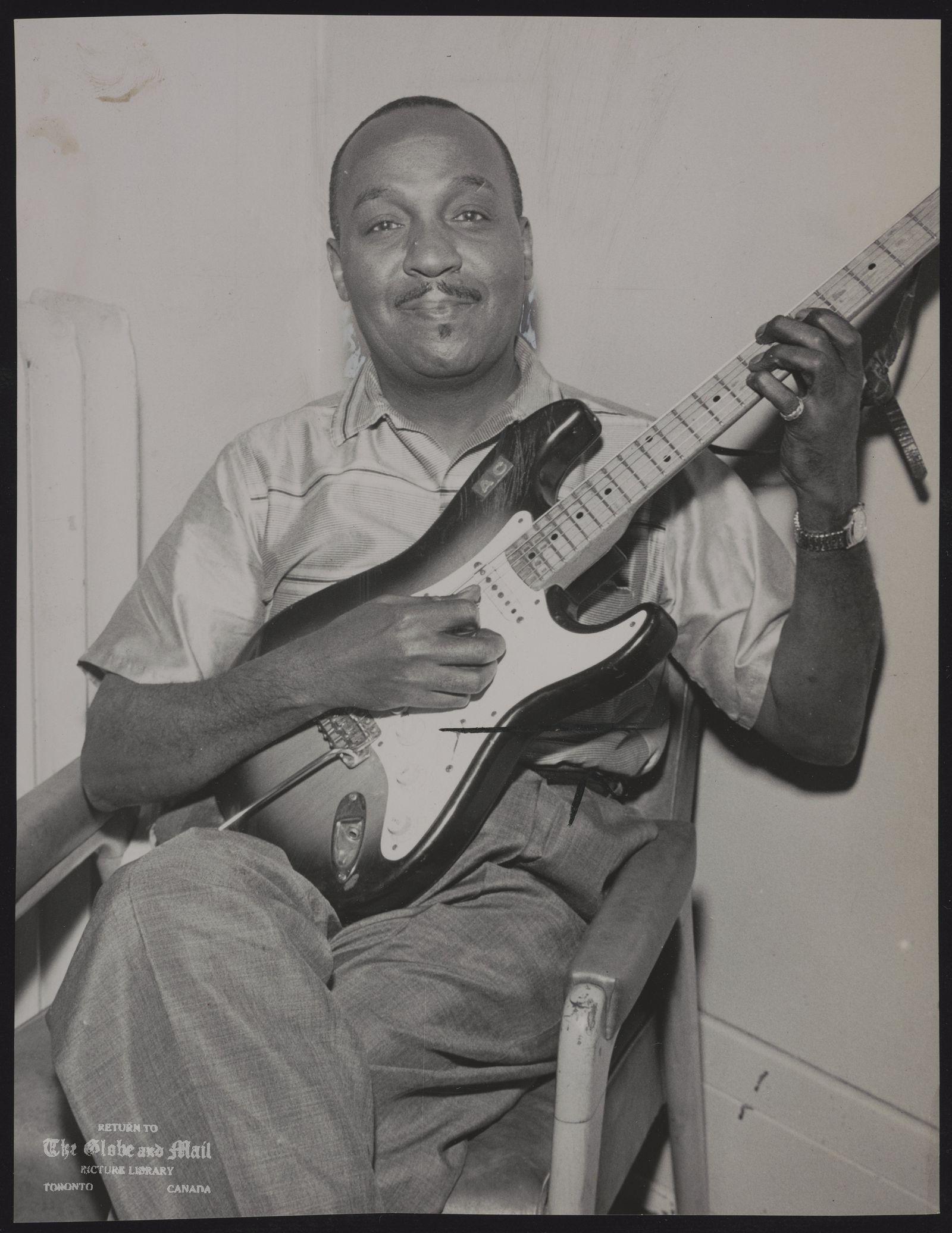 Al CASEY American. Guitarist