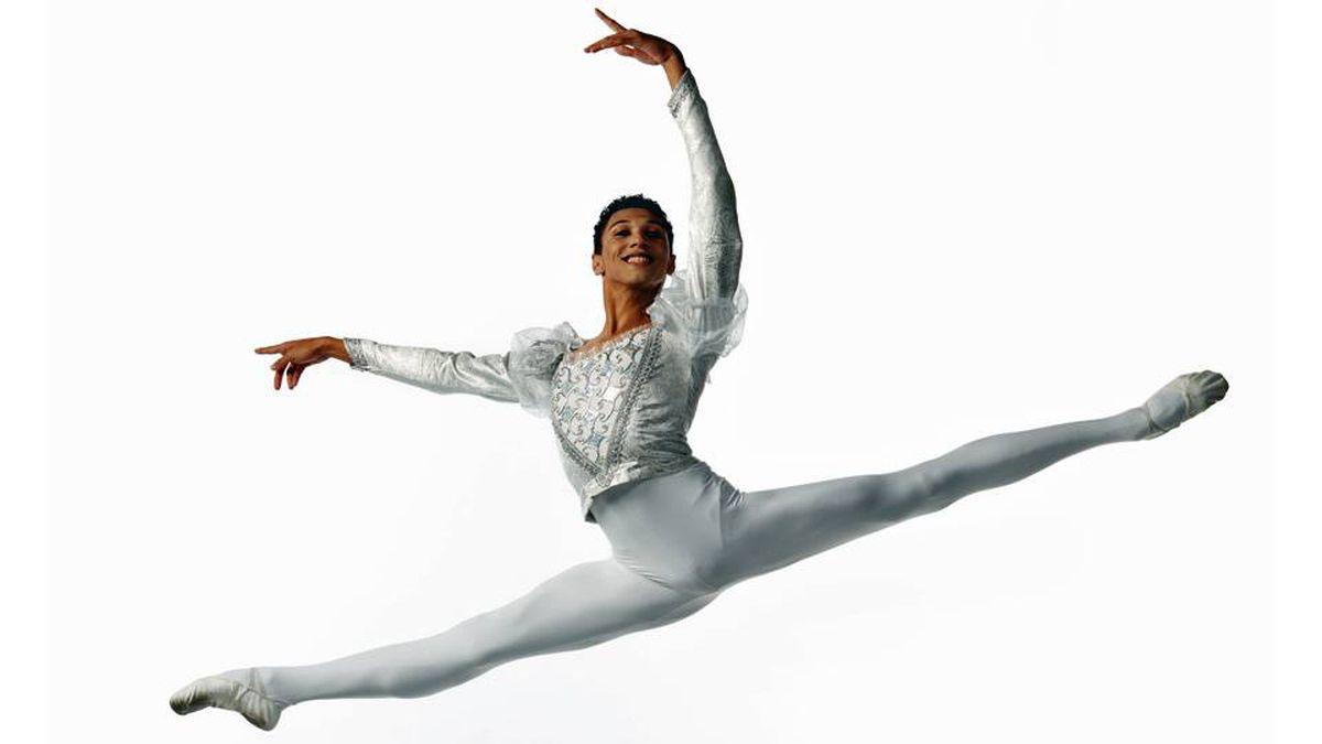 Goh Ballet, Vancouver, production of The Nutcracker Suite. Single Man: Vlademir Pereira