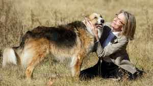 "Diane Keaton (right) in a scene from ""Darling Companion"""
