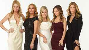 Cast of The Real Housewives of Vancouver (From left to right: Christina, Reiko, Jody, Mary and Ronnie)