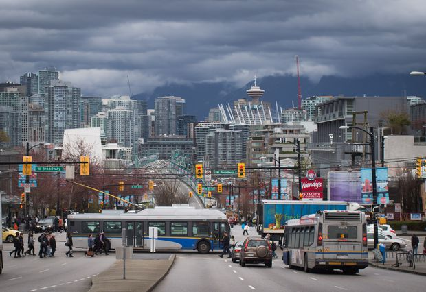 Vancouver's North Shore badly needs a train, but don't