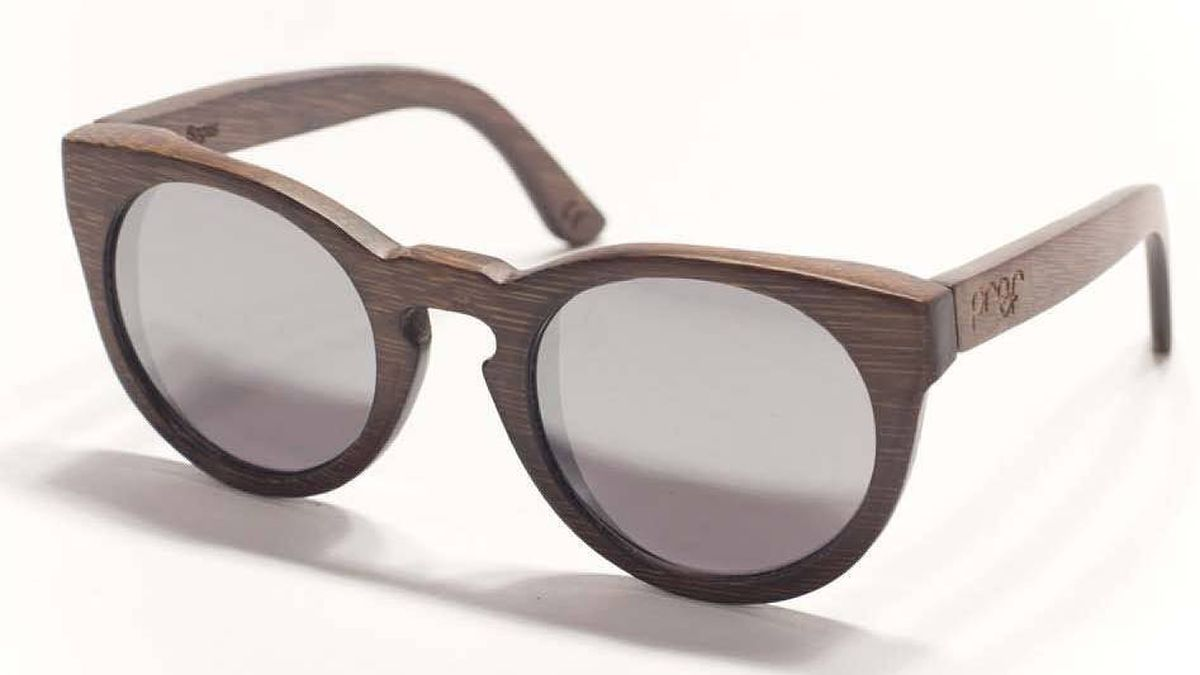 Sustainable eyewear With frames that are carved by hand from sustainably sourced bamboo, the Bogus by Proof comes with high-quality polycarbonate lenses that have UVA/UVB protection. Proceeds from every purchase support the company's favourite causes, which include tree planting programs and eye clinics in India. From $95 (U.S.); iwantproof.com/Bogus