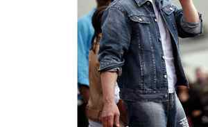 The Canadian tuxedo (jean jacket with jeans): Long considered among the most risible of ensembles, the top-to-bottom denim combo has experienced a slight resurgence among fashion types in the past year. But be warned, its new-found street cred means Americans may try to claim it as theirs (see Ralph Lauren's spring collection). - Amy Verner