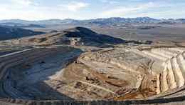 Barrick Gold Corp.'s Cortez Hills deposit in Nevada. Source: Barrick Gold Corp.