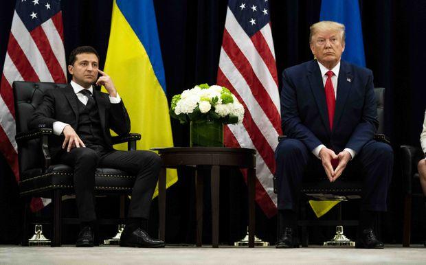 U.S. scandal hinders Ukraine's fight against corruption
