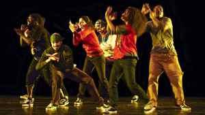 Ottawa urban dance troupe Bboyizm in performance.