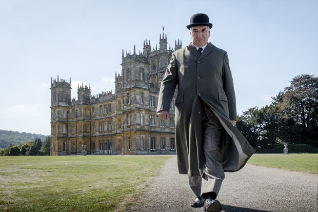 Downton Abbey: The Movie is more of the same, but on a more majestic scale – literally