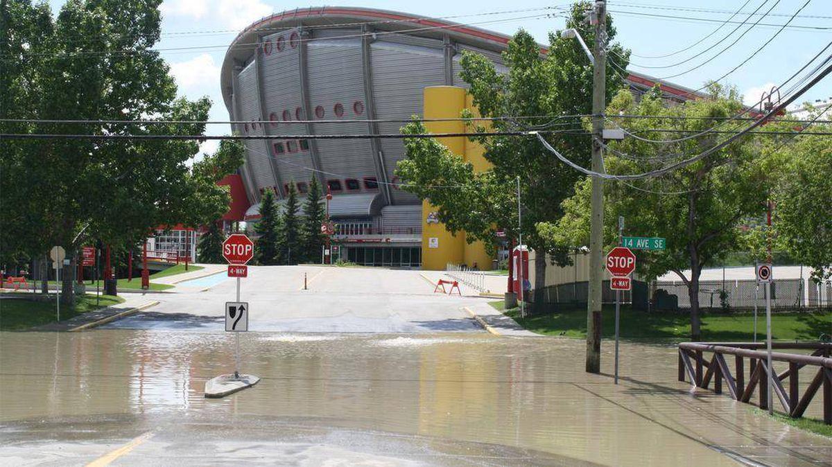 Handout/Calgary Flames