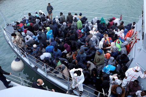 Over 100 illegal migrants feared dead