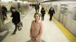TTC chair Karen Stintz says the system has to expand to meet new transit objectives.