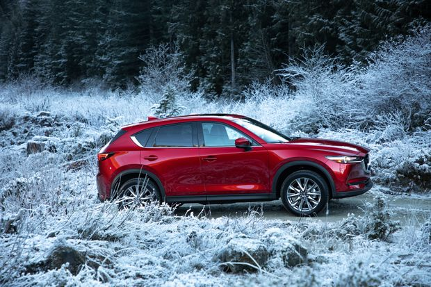 mazda puts some zoom-zoom into the cx-5 with a turbocharger - the
