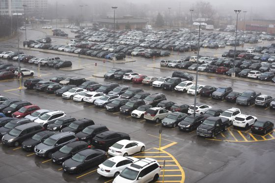 Metrolinx plans to convert tens of thousands of GO station parking spots from free to paid