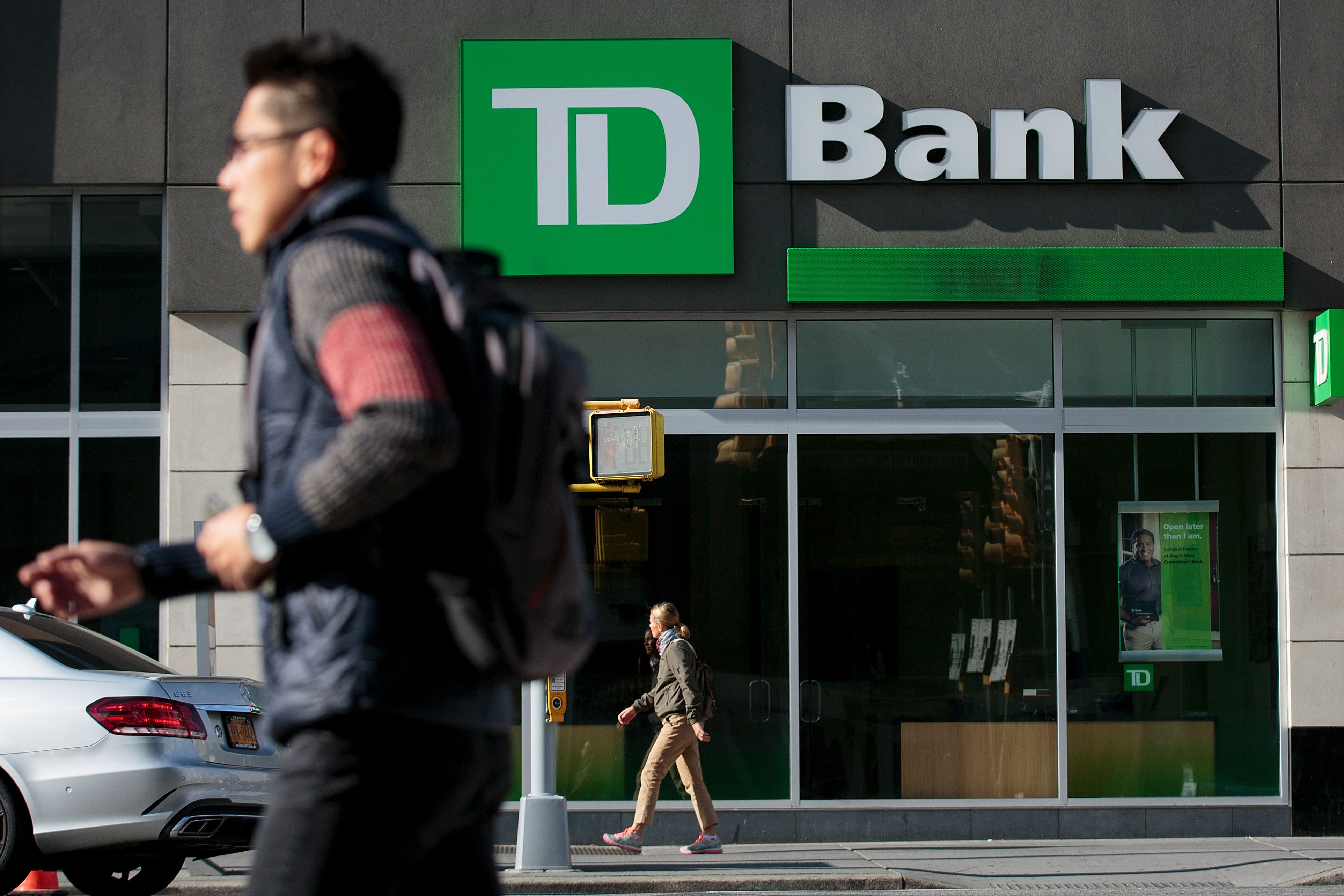 TD posts rise in quarterly profit on strong retail banking performance