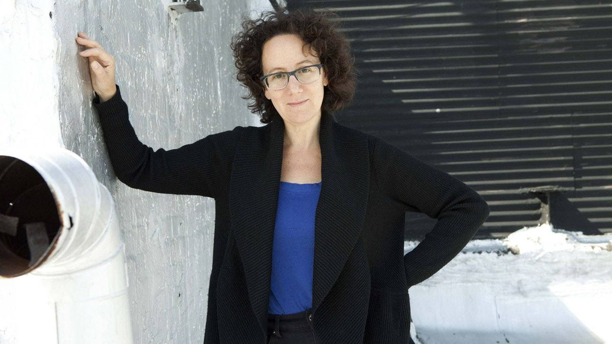 Claire Weisz, a Canadian architect working in New York at WXY Architecture.