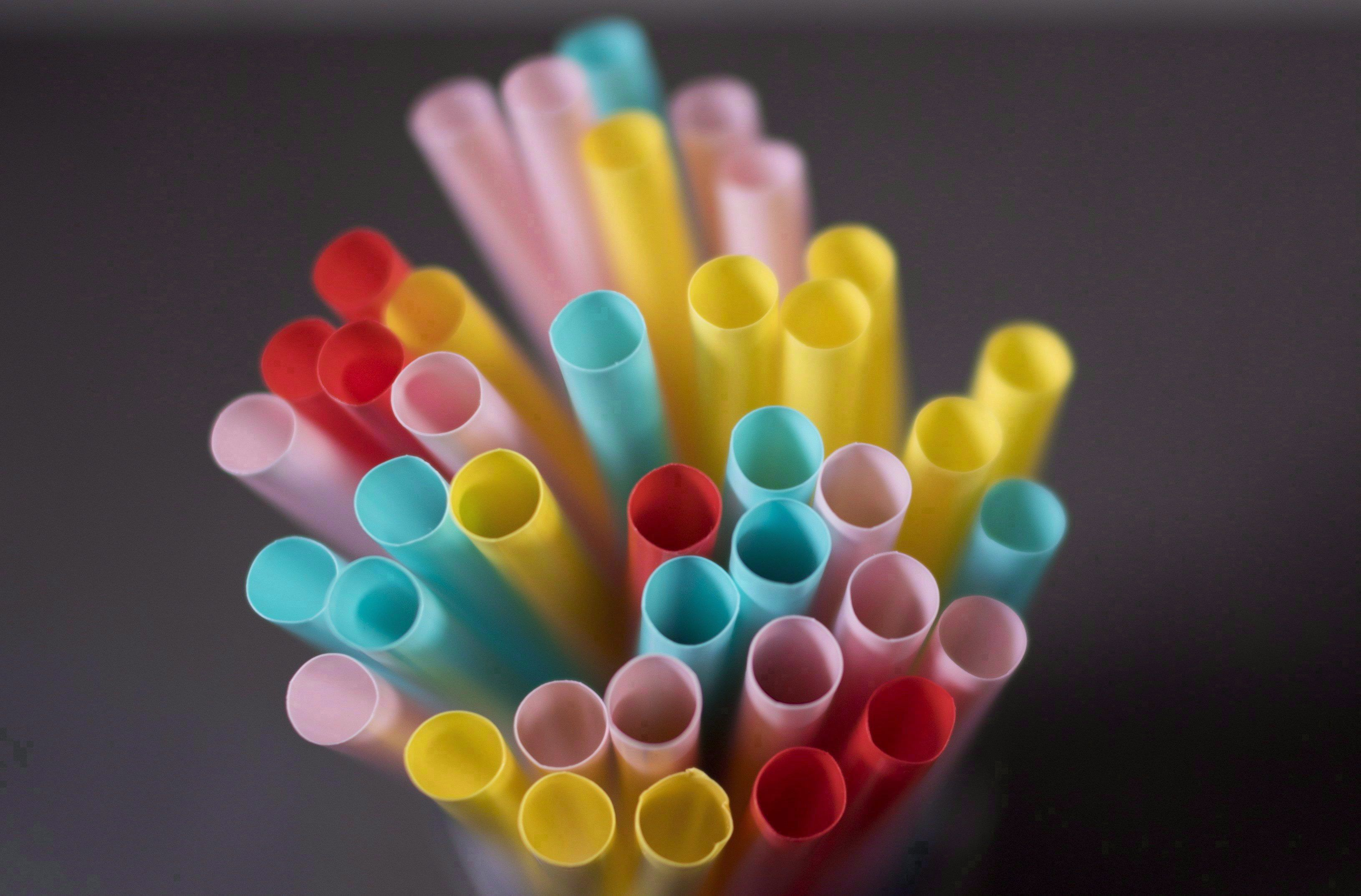 Reducing single-use plastics in the office, one renewable straw and cup at a time