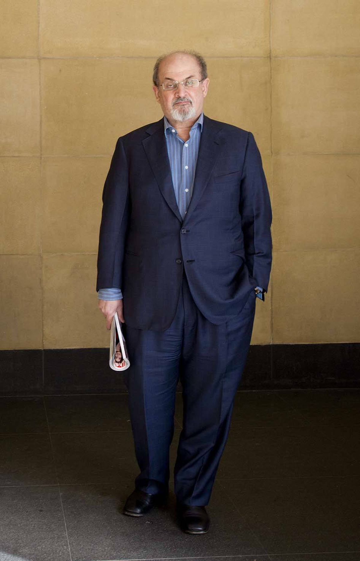 Author Salman Rushdie will appear in conversation with director Deepa Mehta at TIFF 2011.