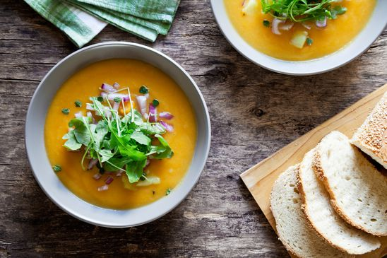 How do you make a good pot of soup? You don't need a recipe